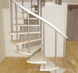 Винтовая лестница №1