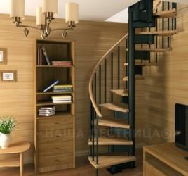 Винтовая лестница №3