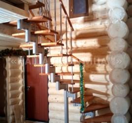 П-образная лестница №1