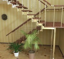 П-образная лестница №5