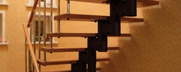 П-образная лестница №7