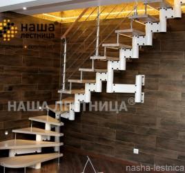 П-образная лестница №12