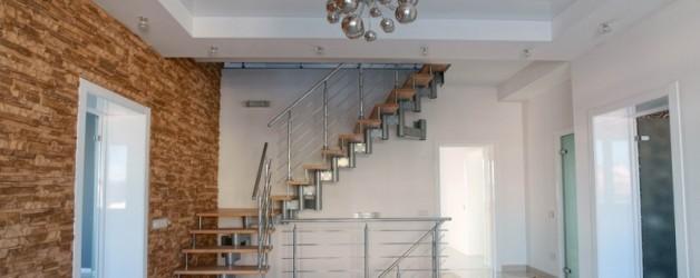Г-образная лестница №3