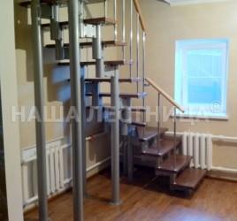 Г-образная лестница №5