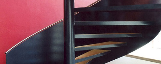 Винтовая лестница, Дармштадт