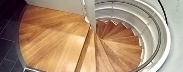 Винтовая лестница, Мюнхен 2