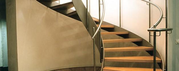 Круглая лестница, Плауэн