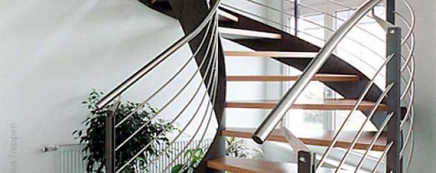 Круглая лестница, Шмидефельд