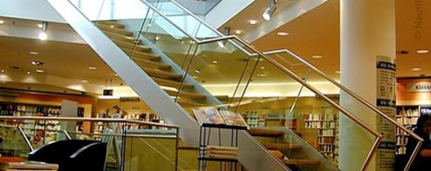 Прямая лестница, Висбаден