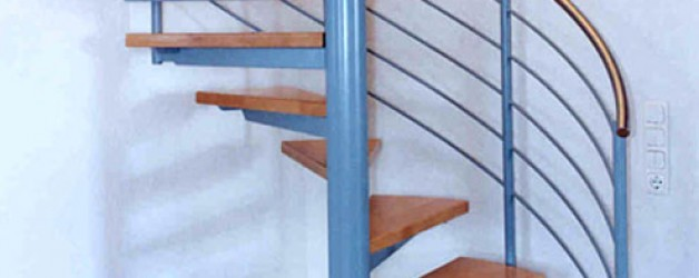 Винтовая лестница N 3000, Гётендорф