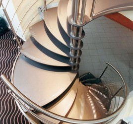 Винтовая лестница N 2000, Хайлигенштадт