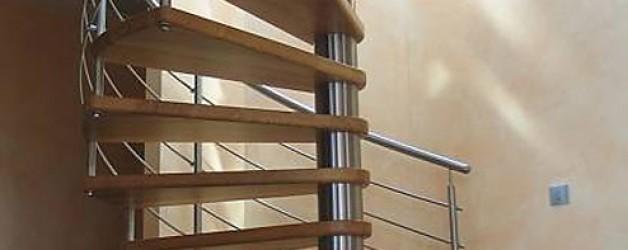 Винтовая лестница N 1000, Брауншвайг