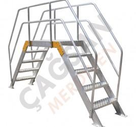 Специальные платформенные лестницы