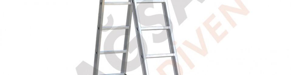 Алюминиевые лестницы с типом платформы А