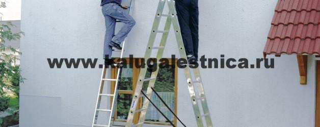 Многоцелевая лестница с перекладинами Tribilo