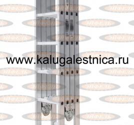 Лестница трансформер 2х5+2х6 Классик