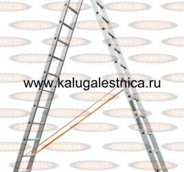 Двухсекционная лестница Классик 2х14