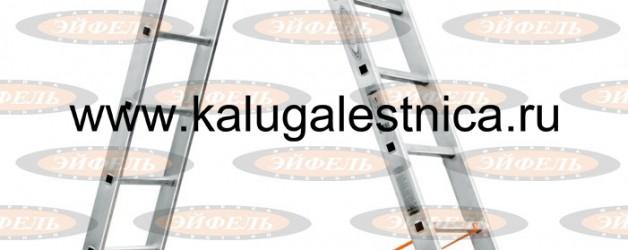 Двухсекционная лестница Классик 2х11