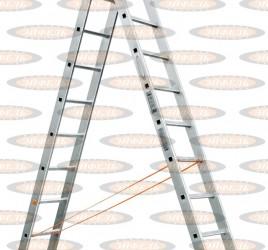 Двухсекционная лестница Классик 2х10