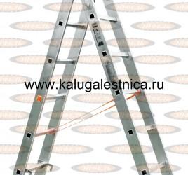 Двухсекционная лестница Классик 2х6