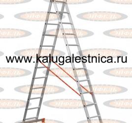 Двухсекционная лестница 2×12 Премьер