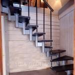 Г-образная лестница №11
