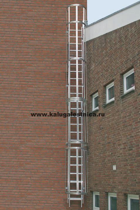 пожарные лестницы московская область