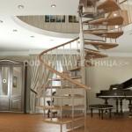 Винтовая лестница №5