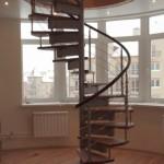 Винтовая лестница №7