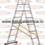 Двухсекционная лестница 2×6 Премьер