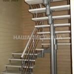 П-образная лестница №9