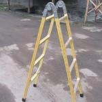 Лестница-трансформер диэлектрическая стеклопластиковая ЛСП-ТС «ЛУЧ»
