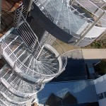 Наружная лестница, Цойленрода-Трибес 1