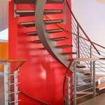 Изогнутая лестница, Икинг