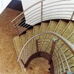 Изогнутая лестница, Мельтойер