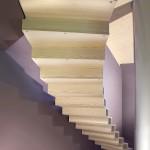 """Деревянные лестницы """"COMPON"""""""