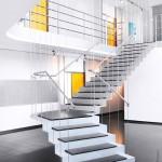 Прямая лестница, Графенау-Дёфинген