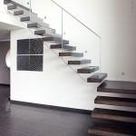 Прямая лестница, Москва