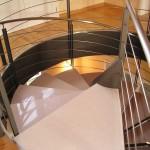 Винтовая лестница AIR