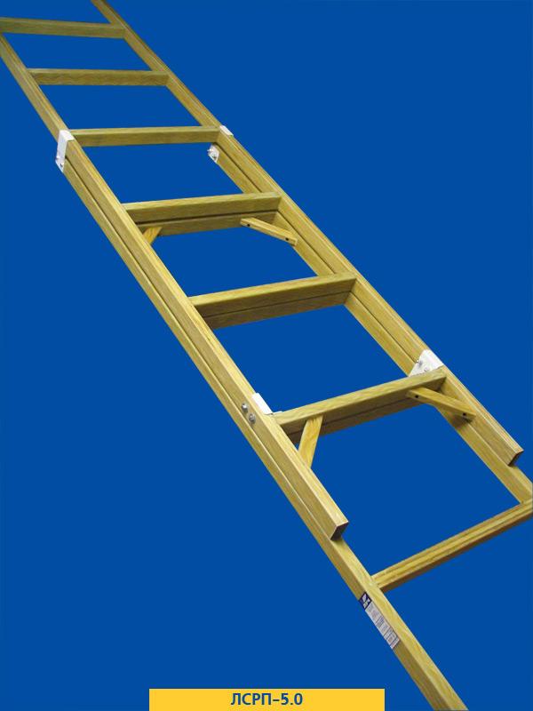 Стремянка или лестница своими руками