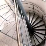 Винтовая лестница, Берг Бад Штебен