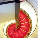 Винтовая лестница, Лейпциг 3