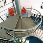 Винтовая лестница, Буха