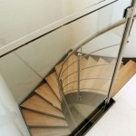 Металлическая лестница на тетивах N 4000, Берлин 1
