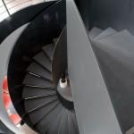 Круглая лестница, Йена