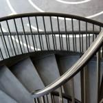 Круглая лестница, Берлин 1