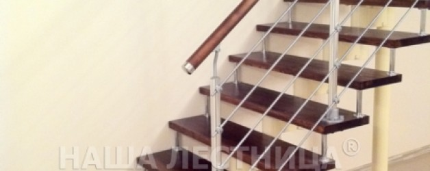 Маршевая лестница №6