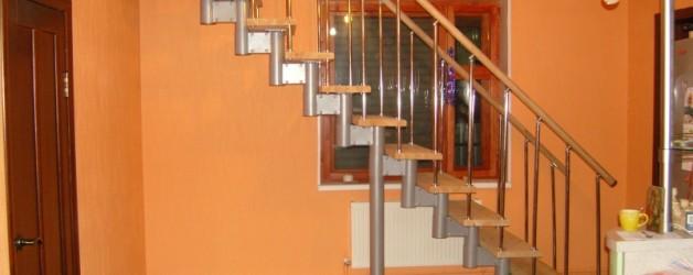 Маршевая лестница №8