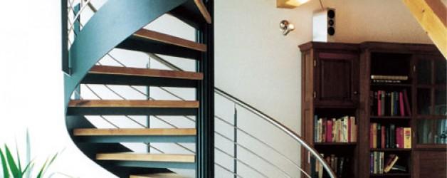 Винтовая лестница, Диттмансдорф