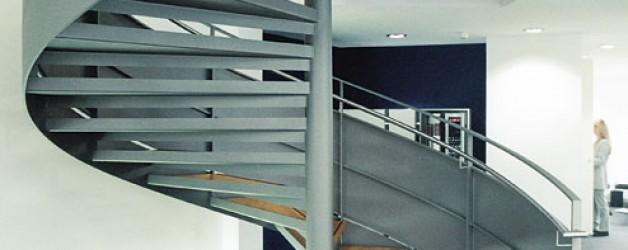 Винтовая лестница, Кульмбах